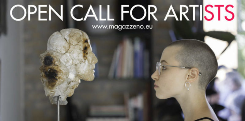Concorso Open Call for Artists - Magazzeno Art Gallery