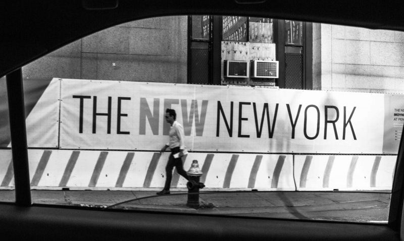 The New New York di Marco Vacchi